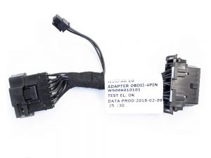 EG adapter OBDII ECU 4-pin