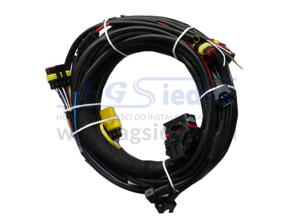 STAG AC 4 PLUS wiring harness cables