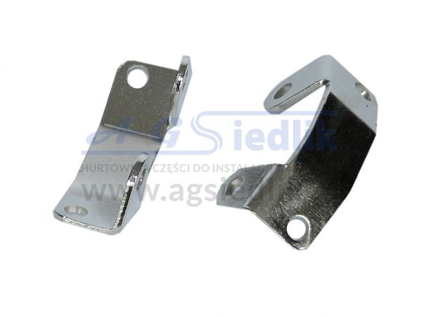 Mounting bracket for the fuel filler flap GZ-580