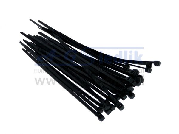 200mm x 8mm Cable Ties CABLE other dimensions