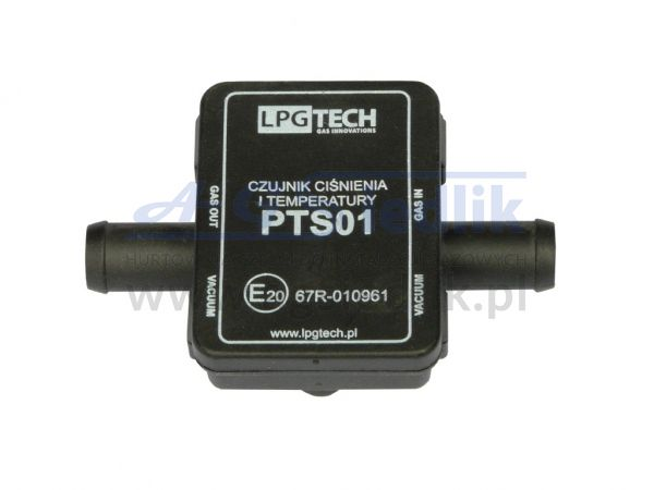 Pressure and temperature PTS 01 LPGTECH mapsensor