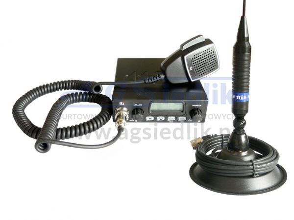 Set CB Radio 550AM TTI TTI CB antenna x145