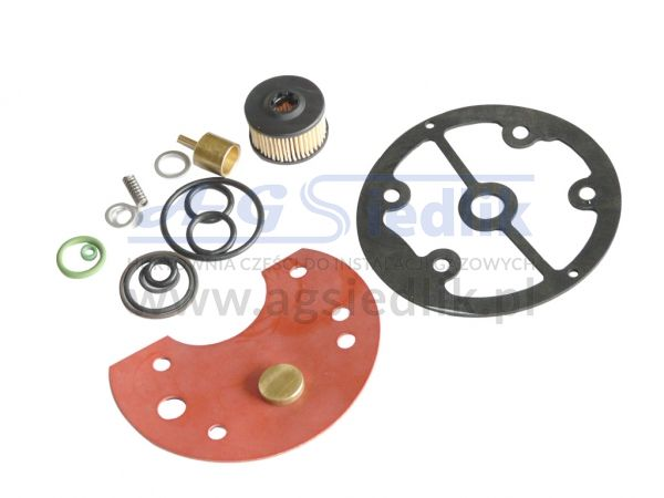 LPG Regulator Repair Kit ELPIGAZ FIORE, DRAGO