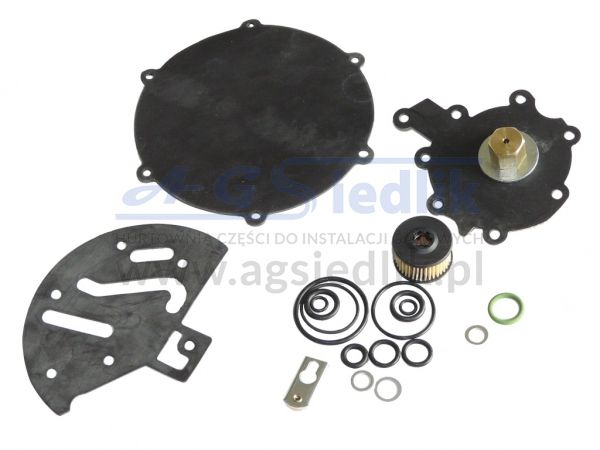LPG Regulator Repair Kit ELPIGAZ VEGA-i integrated