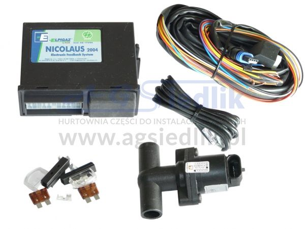 Programmable control system ELPIGAZ COMFORT NICOLAUS to...
