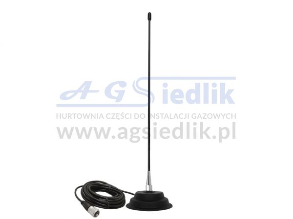 Antena CB PRESIDENT 450 mm Florida Export