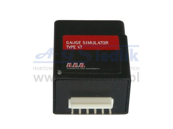 Emulator indicate fuel type VT - Peugeot and Citroen AEB...