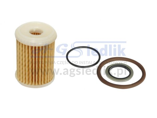 Repair kit for solenoid val Valtek Typ07