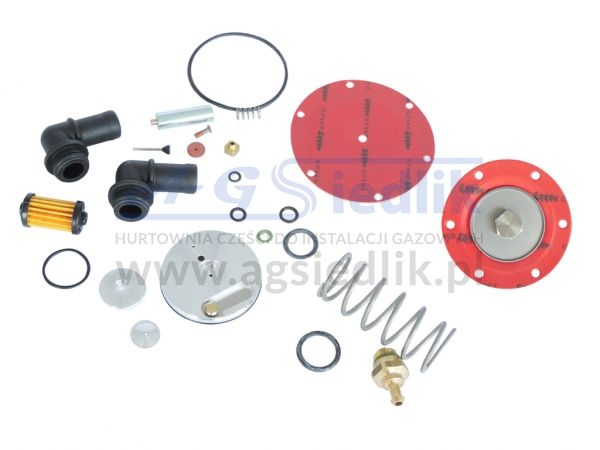 Repair kit set of full reducer Etagas