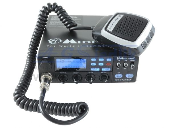 Radio CB MIDLAND ALAN 48 PLUS MULTI B