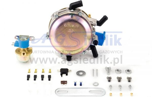 Mini Kit LOVATO RGE090 - elektronik do 136kM