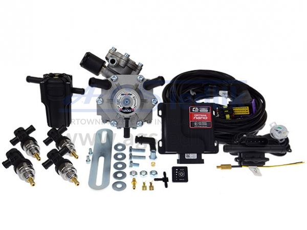 Zestaw OPTIMA NANO / Shark 1200 / U-360 / MAP5 / Barracuda...