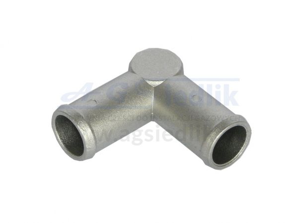 Elbow 90 degree aluminum 16x16 mm 16/16