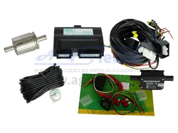 LECHO Sec Eco ATS electronics kit